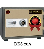 Brankas Fire Resistant Safe Daikin DKS-20A Tanpa Alarm