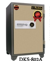 Brankas Fire Resistant Safe Daikin DKS-802A ( Tanpa Alarm )