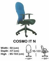 Kursi Direktur & Manager Indachi Cosmo IT N