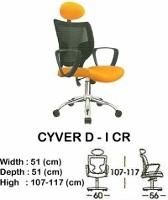 Kursi Direktur & Manager Indachi Cyver D I CR