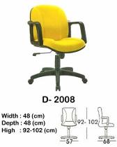 Kursi Direktur & Manager Indachi D-2008