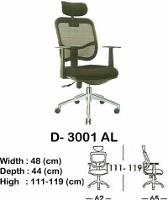 Kursi Direktur & Manager Indachi D-3001 AL