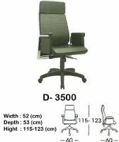 Kursi Direktur & Manager Indachi D-3500