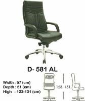 Kursi Direktur & Manager Indachi D-581 AL