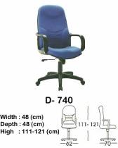 Kursi Direktur & Manager Indachi D-740