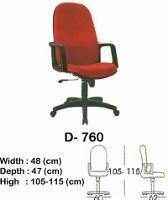 Kursi Direktur & Manager Indachi D-760