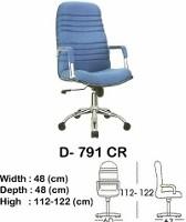 Kursi Direktur & Manager Indachi D-791 CR