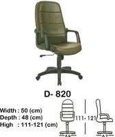 Kursi Direktur & Manager D-820