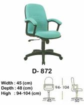 Kursi Direktur & Manager D-872
