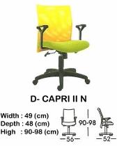 Kursi Direktur & Manager Indachi D Capri II N