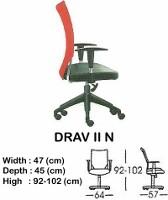 Kursi Direktur & Manager Indachi Drav II N