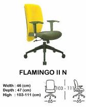 Kursi Direktur & Manager Indachi Flamingo II N