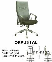 Kursi Direktur & Manager Indachi Orpus I AL