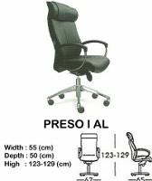 Kursi Direktur & Manager Indachi Preso I AL