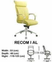 Kursi Direktur & Manager Indachi Recom I AL