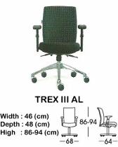 Kursi Direktur & Manager Indachi Trex III AL