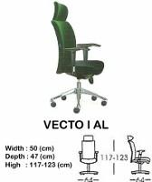 Kursi Direktur & Manager Indachi Vecto I AL