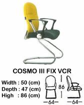 Kursi Hadap Indachi Type Cosmo III FIX VCR