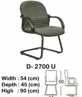 Kursi Hadap Indachi Type D-2700 U