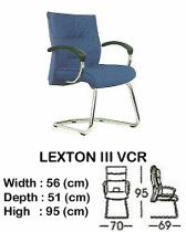 Kursi Hadap Indachi Type Lexton III VCR