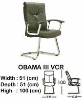 Kursi Hadap Indachi Obama III VCR