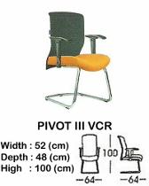 Kursi Hadap Indachi Pivot III VCR