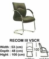 Kursi Hadap Indachi Recom III VSCR