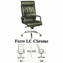 Kursi Direktur & Manager Subaru Type Ferre LC Chrome