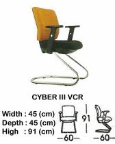 Kursi Hadap Indachi Cyber III VCR