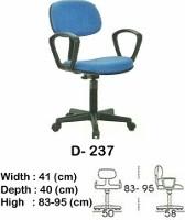 Kursi Staff & Sekretaris Indachi D-237