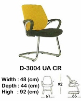 Kursi Hadap Indachi D-3004 UA CR