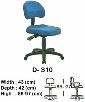 Kursi Staff & Sekretaris Indachi D-310
