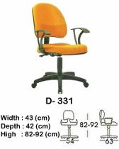 Kursi Staff & Sekretaris Indachi D-331