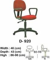 Kursi Staff & Sekretaris Indachi D-920