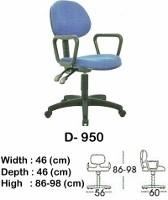 Kursi Staff & Sekretaris Indachi D-950