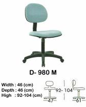 Kursi Staff & Sekretaris Indachi D-980 M
