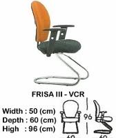 Kursi Hadap Indachi Frisa III-VCR