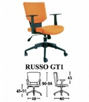 Kursi Staff & Sekretaris Savello Type Russo GT1