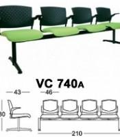 Kursi Tunggu Chairman Type VC 740A