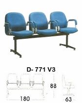 Kursi Tunggu Indachi Type D-771 V3