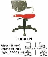 Kursi Staff & Sekretaris Indachi Tuca I N