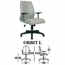 Kursi Direktur Modern Savello Orbit L