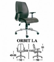Kursi Direktur Modern Savello Orbit LA
