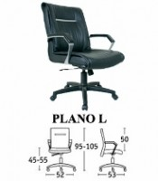 Kursi Direktur Classic Savello Plano L