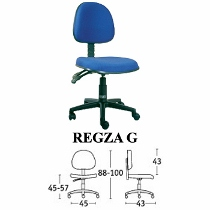Kursi Staff & Sekretaris Savello Regza G