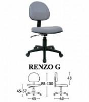 Kursi Staff & Sekretaris Savello Renzo G