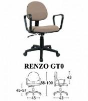 Kursi Staff & Sekretaris Savello Renzo GT0
