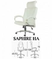Kursi Direktur Modern Savello Saphire HA
