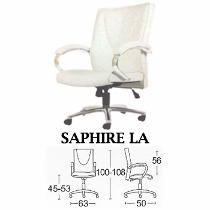 Kursi Direktur Modern Savello Saphire LA