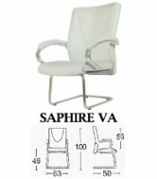 Kursi Direktur Modern Savello Saphire VA